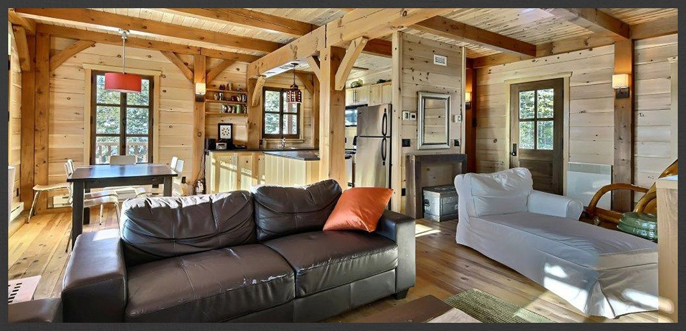 chalet everest chalet de luxe louer charlevoix la ville marvic. Black Bedroom Furniture Sets. Home Design Ideas